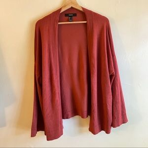 4 / $25 Forever 21 Slouchy Cardigan Sweater